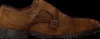 Cognac MAZZELTOV Nette schoenen 3654  - medium