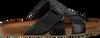 Zwarte MJUS Slippers 463003 - small