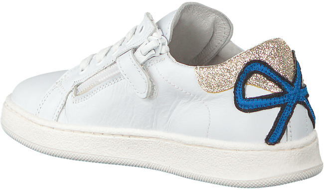 Witte CLIC! Sneakers 9451  - large