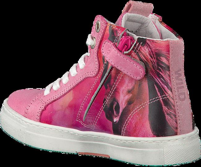 Roze WILD Sneakers 6531  - large