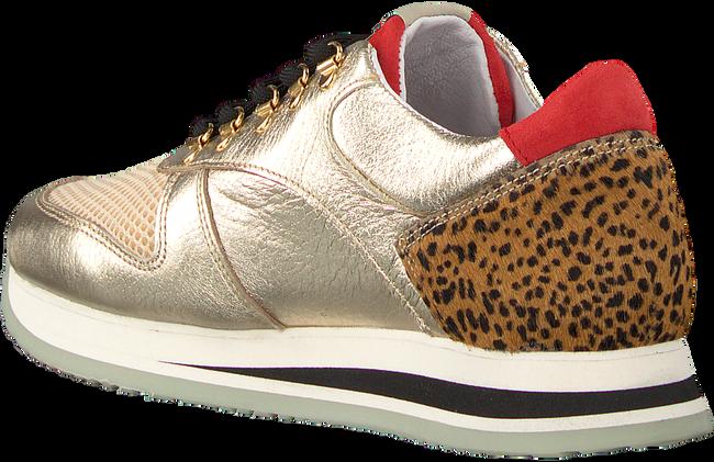 Gouden NUBIKK Sneakers EVI JAW  - large
