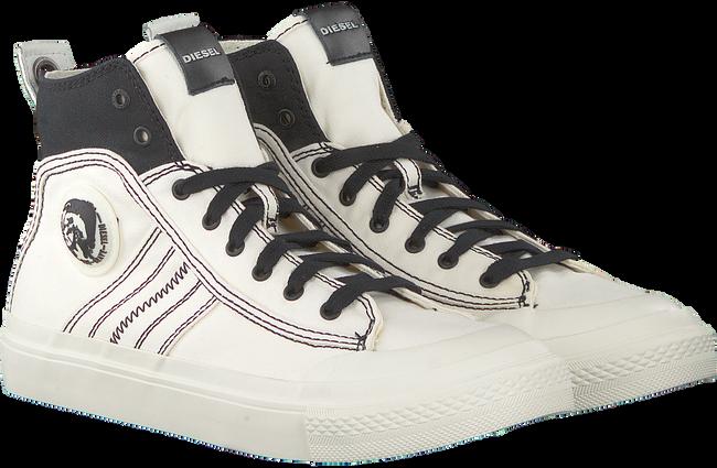 Witte DIESEL Sneakers S-ASTICO MID LACE MEN - large