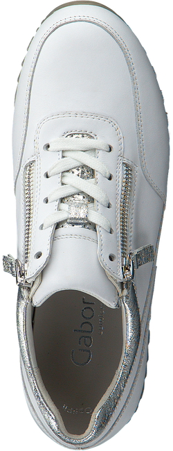 Witte GABOR Sneakers 318 - large