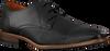 Zwarte VAN LIER Nette schoenen 1951700  - small
