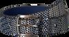 Blauwe FLORIS VAN BOMMEL Riem 75184 - small