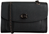 Zwarte COACH Schoudertas PARKER SHOULDER BAG  - small