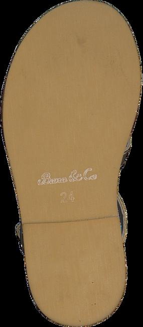 Gouden BANA&CO Sandalen 54620 - large