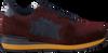 Rode ATLANTIC STARS Sneakers ANTARIS - small