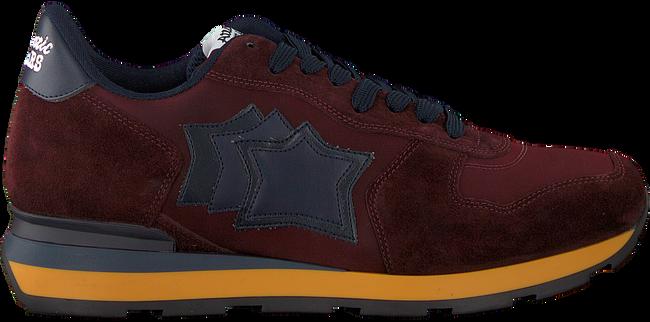 Rode ATLANTIC STARS Sneakers ANTARIS - large