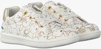 Witte BUNNIES JR Lage sneakers 220141  - medium
