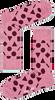 Roze HAPPY SOCKS Sokken PLAY - small