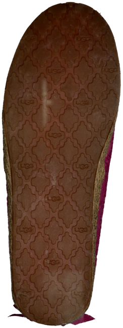Roze UGG Ballerina's TASSY EYELET  - large