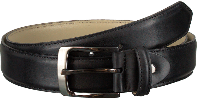 Zwarte REHAB Riem BELT ROYAL - large
