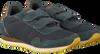Grijze WODEN WONDER Sneakers NOA MESH KIDS  - small