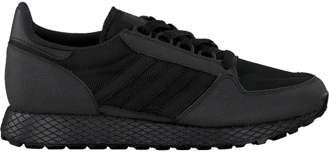 Zwarte ADIDAS Sneakers FOREST GROVE J  - large