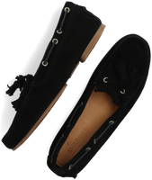 Zwarte SHABBIES Mocassins 120020036  - medium