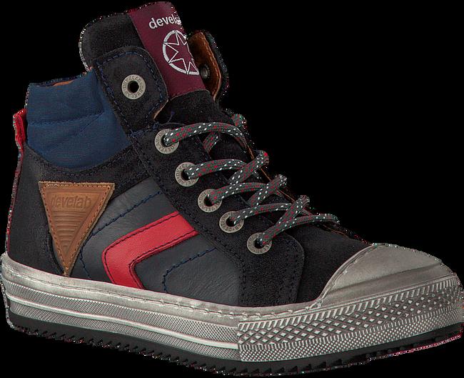 Zwarte DEVELAB Sneakers 41527  - large