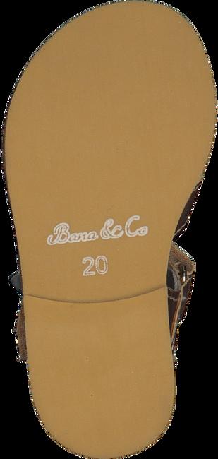 Gouden BANA&CO Sandalen 54611 - large