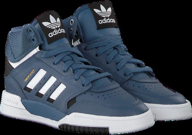 Blauwe ADIDAS Sneakers DROP STEP J  - large