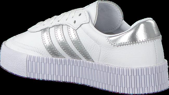 Witte ADIDAS Sneakers SAMBAROSE WMN  - large