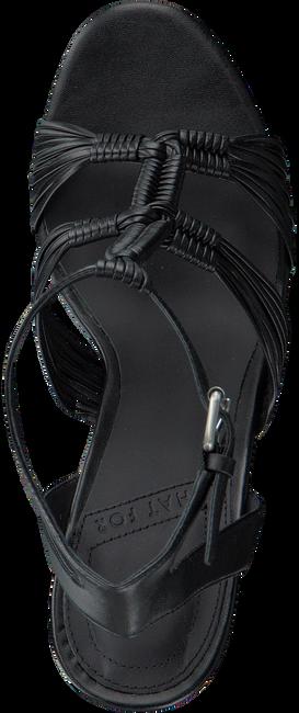 Zwarte WHAT FOR Sandalen SS17WF217  - large