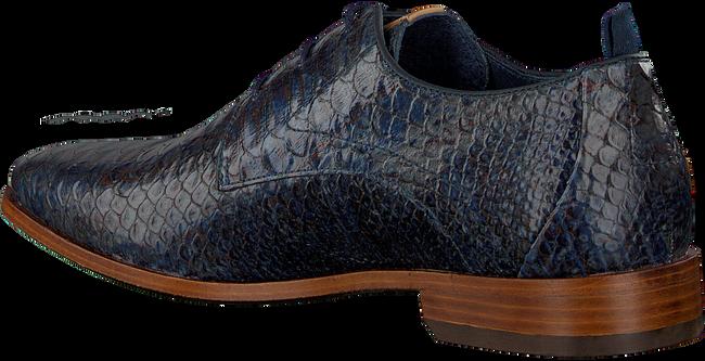 Blauwe REHAB Nette schoenen GREG SNAKE FANTASY  - large