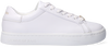 Witte CALVIN KLEIN Lage sneakers CUPSOLE SNEAKER LACEUP  - small