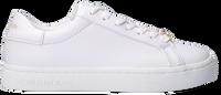 Witte CALVIN KLEIN Lage sneakers CUPSOLE SNEAKER LACEUP  - medium