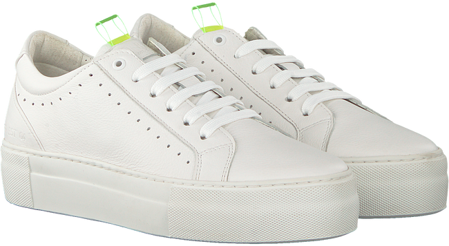 Witte RED RAG Sneakers 74186  - large