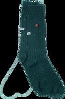 Groene Alfredo Gonzales Sokken SPECKLED COTTON  - medium