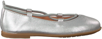 Zilveren UNISA Ballerina's SEIMY  - medium