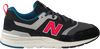 Zwarte NEW BALANCE Sneakers PR997 M  - small