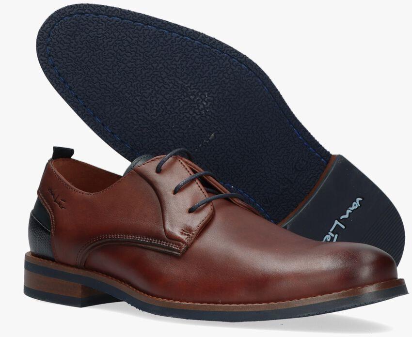 Cognac VAN LIER Nette schoenen SABINUS  - larger