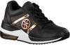 Zwarte GUESS Sneakers JOYD2/ACTIVE  - small