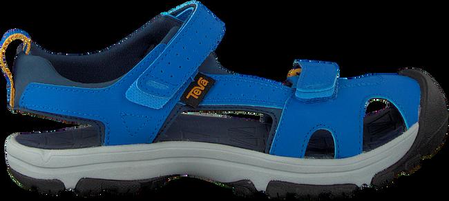 blauwe TEVA Sandalen HURRICANE TOE PRO KIDS  - large