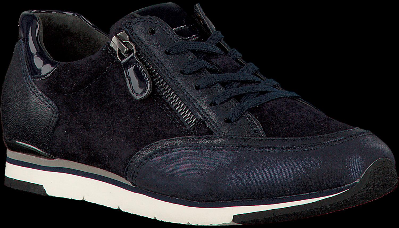 Gabor Chaussures De Sport Bleu 323 LH6R2o