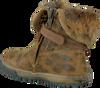 Bruine SHOESME Lange laarzen EF5W008  - small