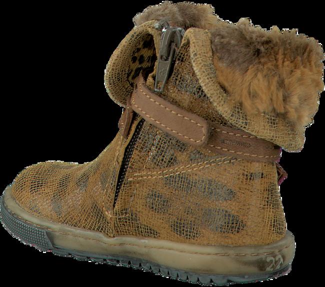 Bruine SHOESME Lange laarzen EF5W008  - large