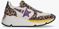 Witte CLIC! Lage sneakers CL-20337  - medium