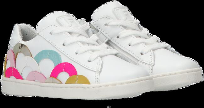 Witte JOCHIE & FREAKS Lage sneakers JF-21102  - large