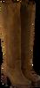 Cognac SHABBIES Lange laarzen 193020037  - small