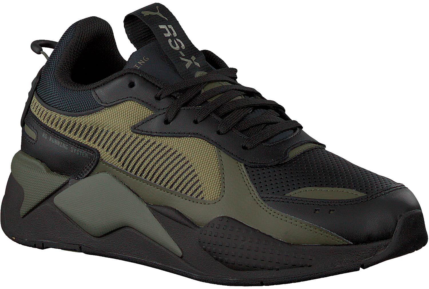 Zwarte PUMA Sneakers RS-X WINTERIZED | Omoda