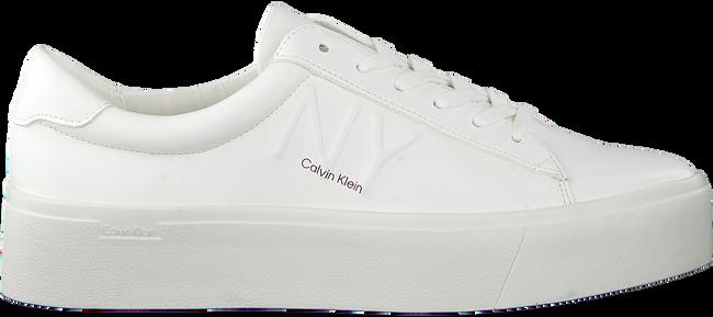 Witte CALVIN KLEIN Lage sneakers JAMELLA  - large