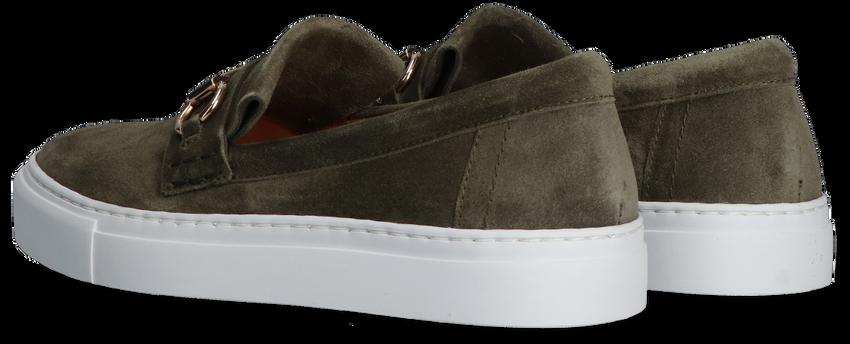 Groene BILLI BI Loafers 11133  - larger