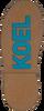 Zilveren KOEL4KIDS Enkellaarsjes KO860-30  - small