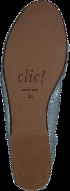 Blauwe CLIC! Ballerina's 7290  - large