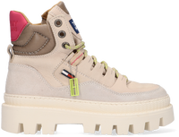 Beige TOMMY HILFIGER Hoge sneaker HYBRID B  - medium