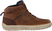Cognac GAASTRA Hoge sneaker DENZEL MID TMB  - medium