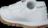 Witte REEBOK Sneakers CLASSIC KIDS  - small