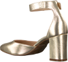 Gouden NOTRE-V Pumps 45239  - small